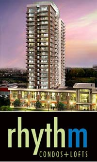 The pre-construction Brampton Condos at Rhythm Mattamy high-rise condominium tower residences are now selling at great price points.
