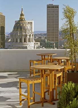 San Fran urban condo living by Van Ness Towers LLC.