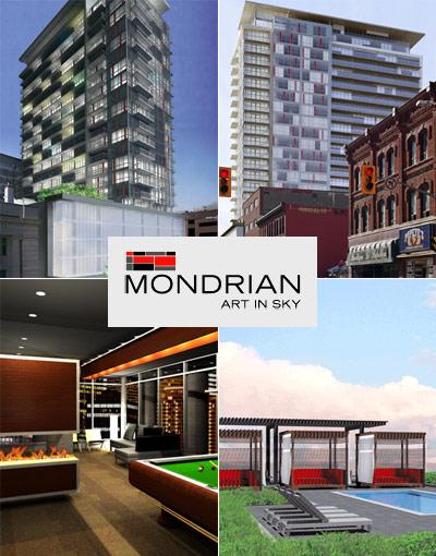 The new Ottawa Mondrian condos is a spectacular condominium high-rise tower by Urban Capital.