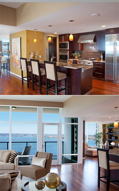 The spectacular Sapphire San Diego penthouse units are now selling.