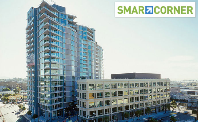 The SMART Corner San Diego Condos for Sale in the Downtown San Diego real estate market.