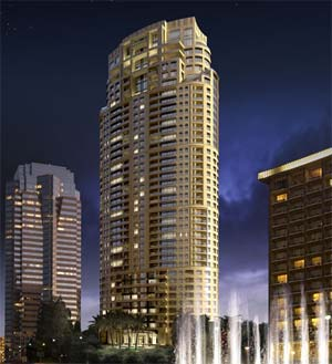 The Century La Inium Residences Is A Pre Condo Tower High Rise